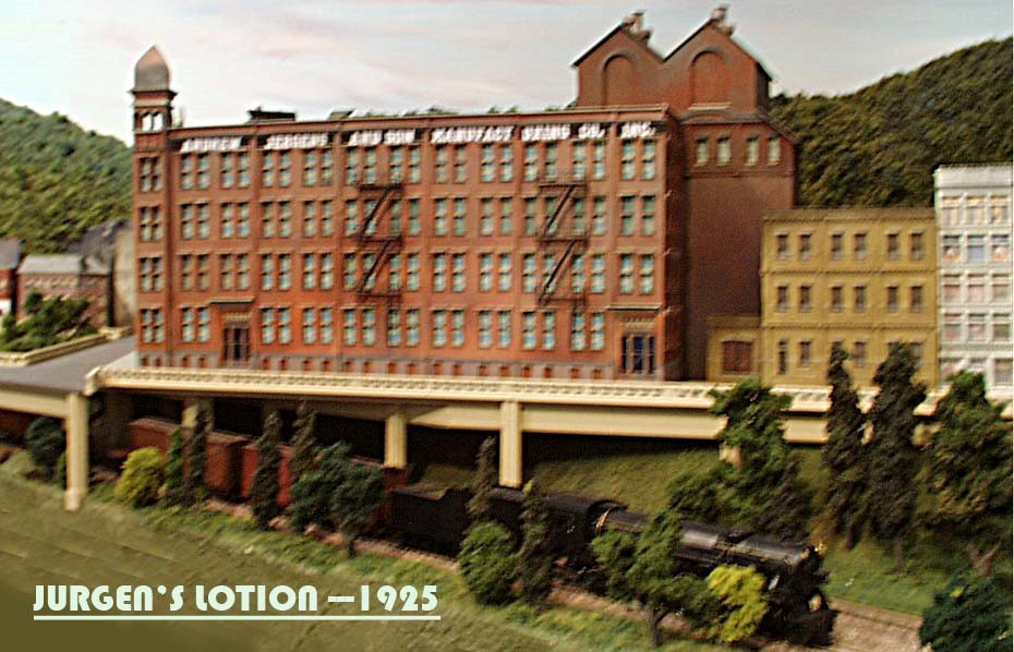S GAUGE_MODEL RAILROAD LAYOUTS